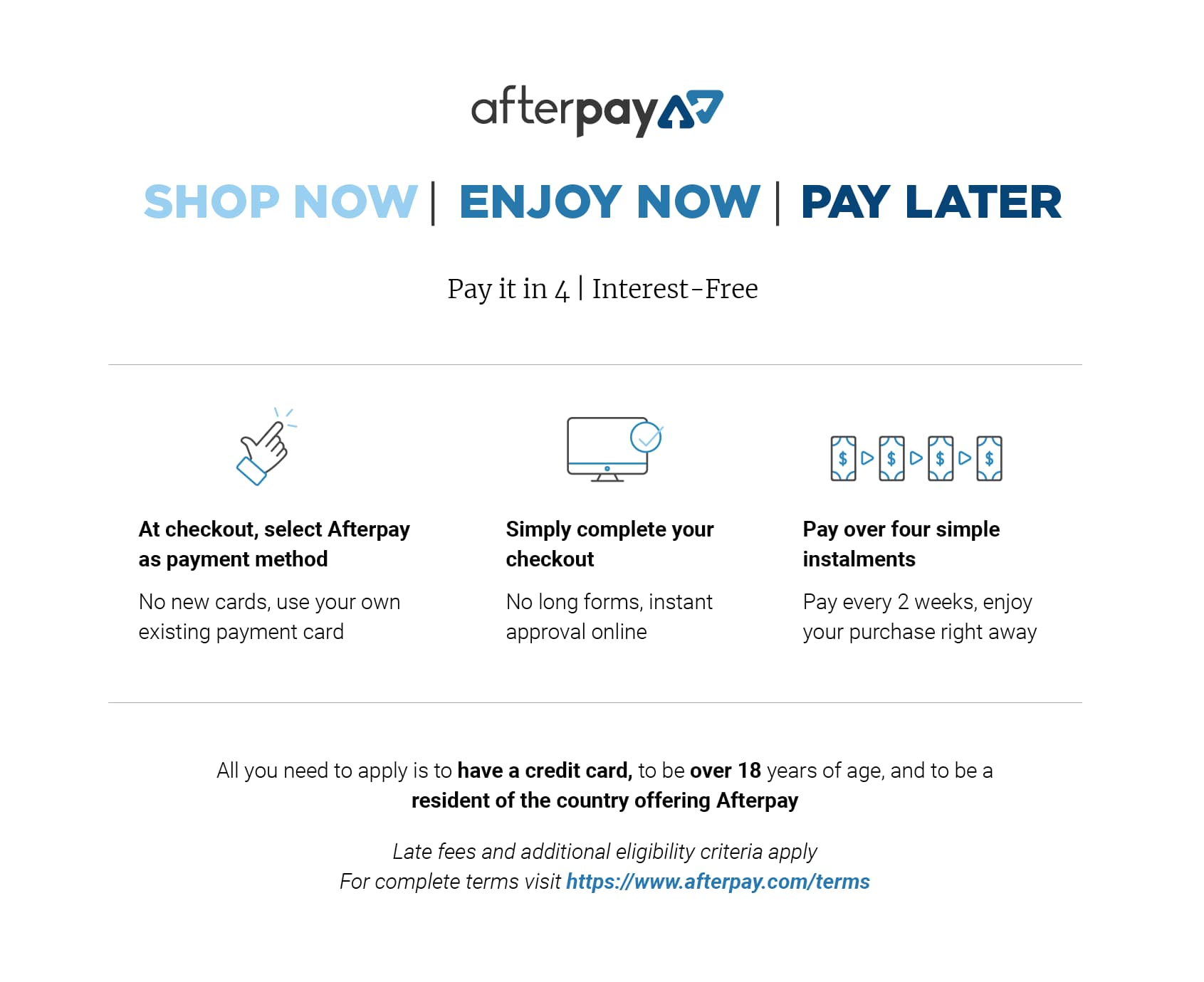 afterpay marcoola dental